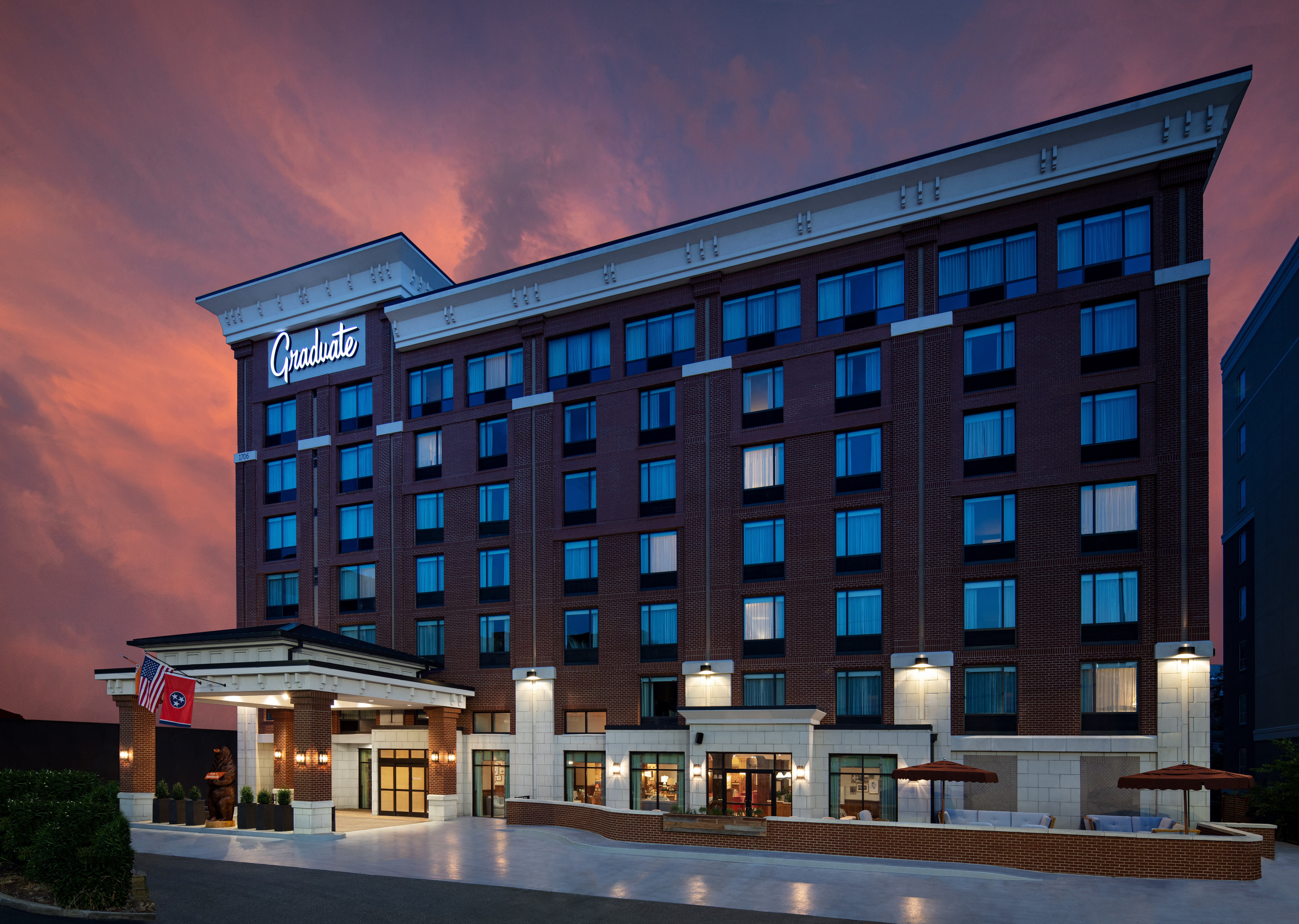 Graduate Knoxville Knoxville Tn Hotels Gds Reservation Codes Travel Weekly