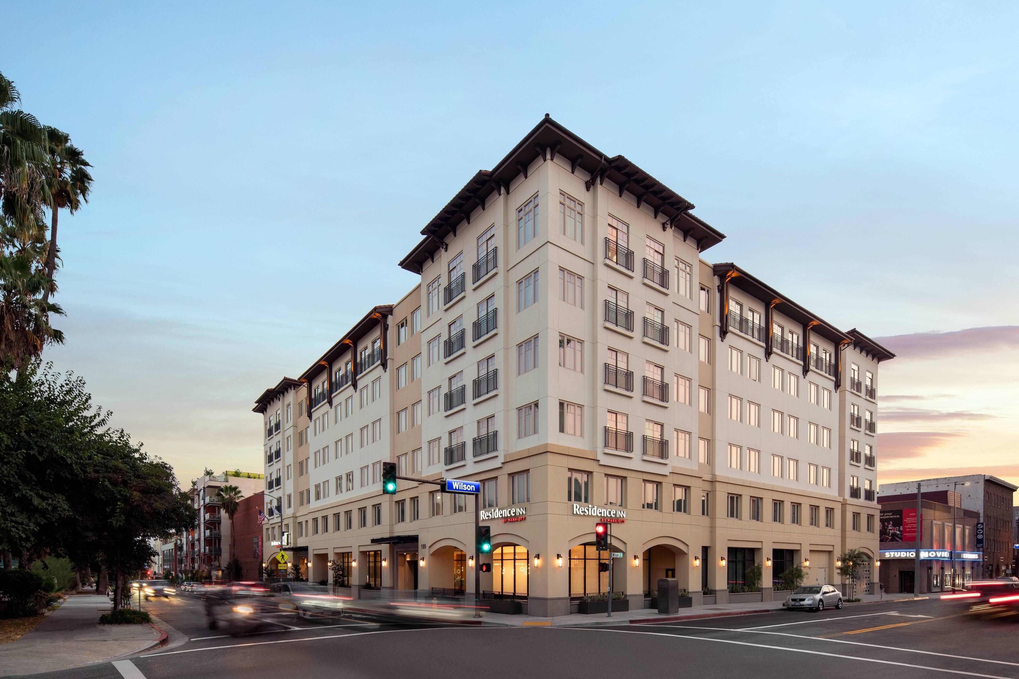 Residence Inn Los Angeles Glendale