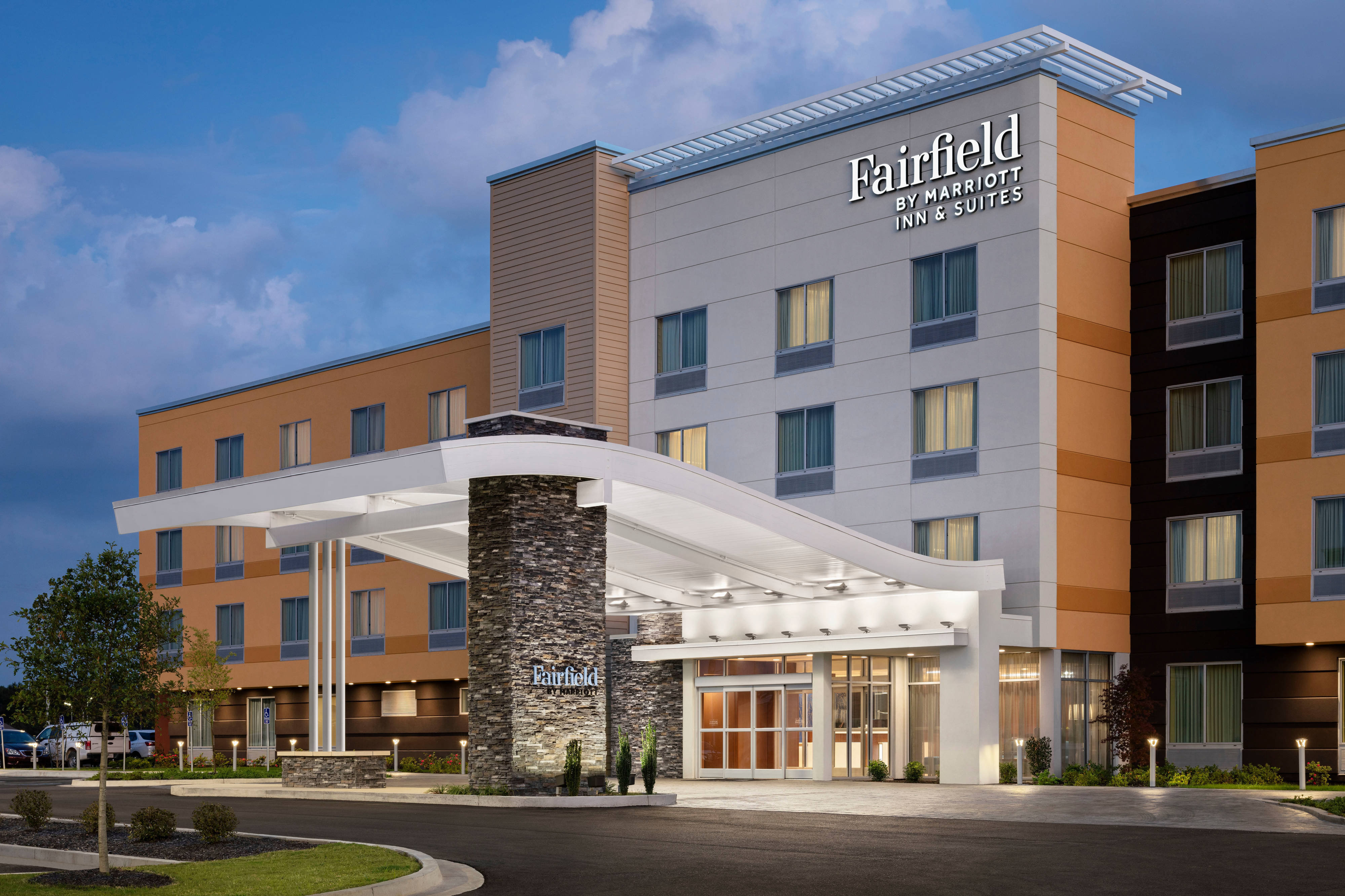 Fairfield Inn/Suites Columbus Marysville