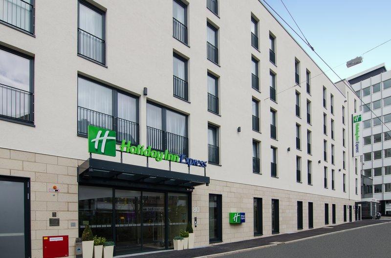 Holiday Inn Express DUSSELDORF - CITY - Dusseldorf
