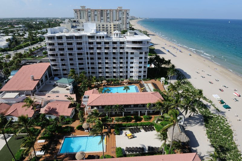 Beachcomber Resort And Villas Pompano Beach Fl