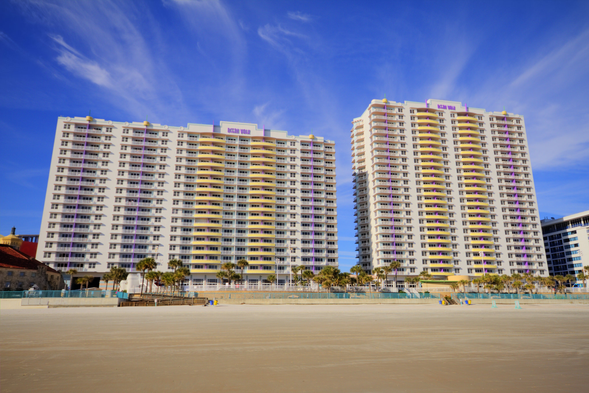 Daytona Beach Florida Resort Wyndham Ocean Walk