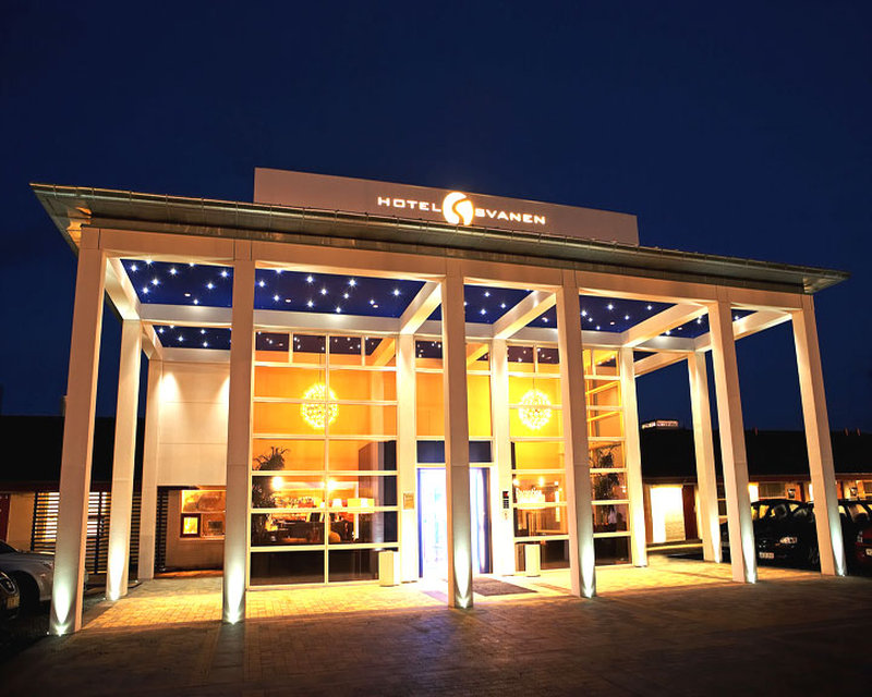 Utrolig Hotel Svanen- Billund, Denmark Hotels- GDS Reservation Codes CV-84