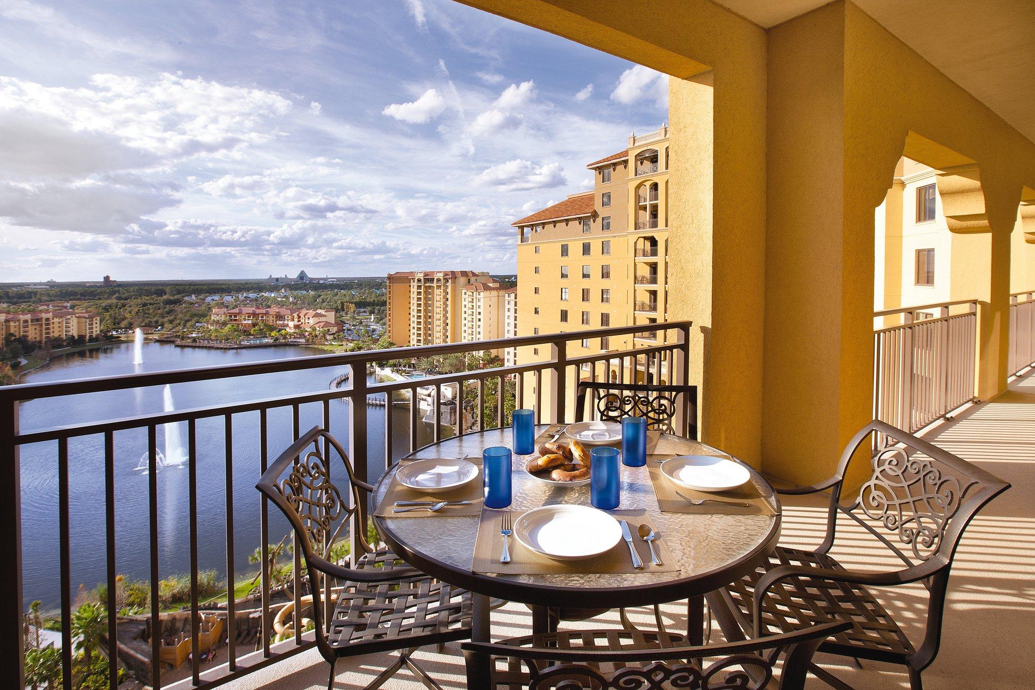 Four Bedroom Suites At Club Wyndham Bonnet Creek At Club Wyndham Bonnet Creek In Orlando Florida