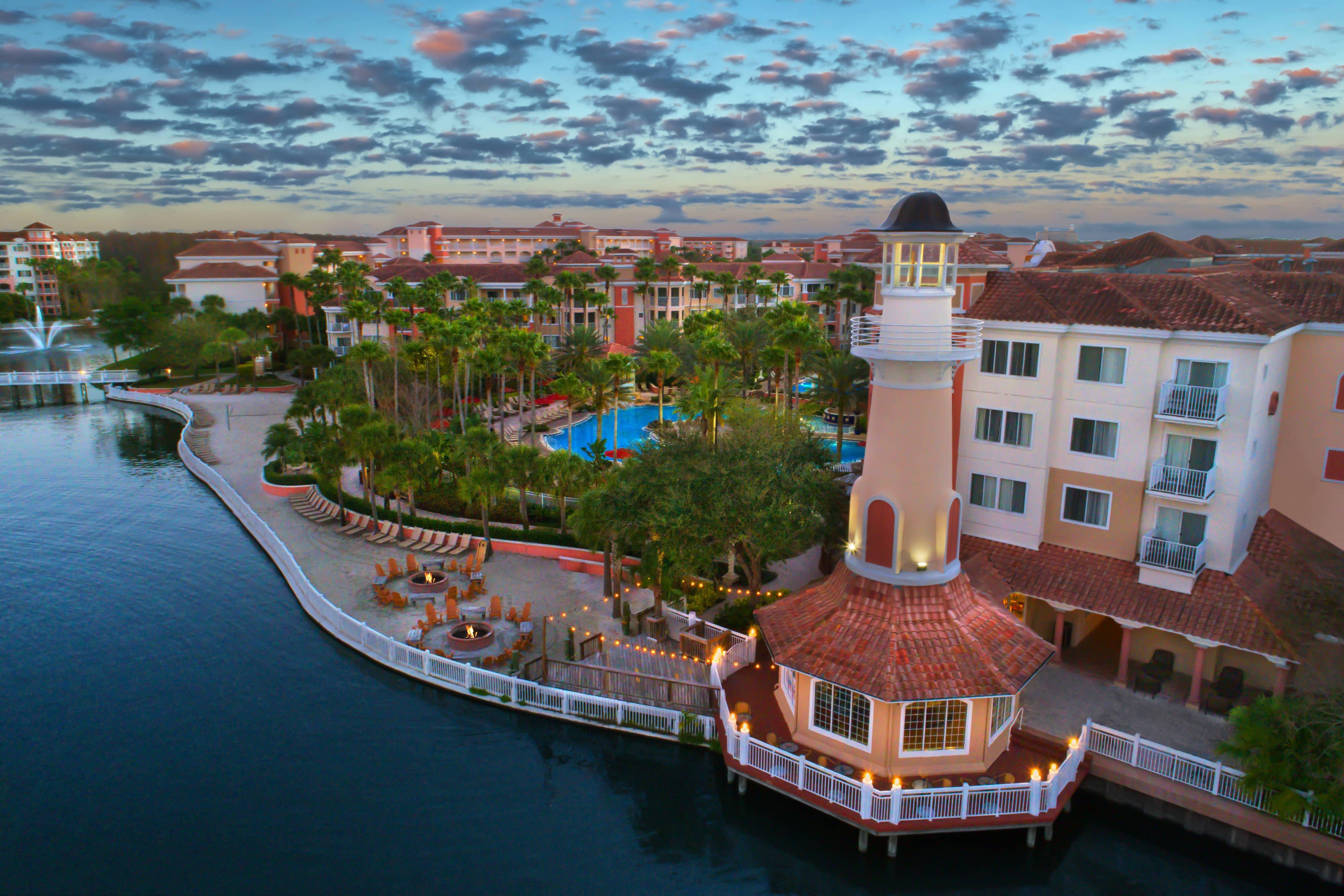 Marriott S Grande Vista First Class Orlando Fl Hotels Gds Reservation Codes Travel Weekly