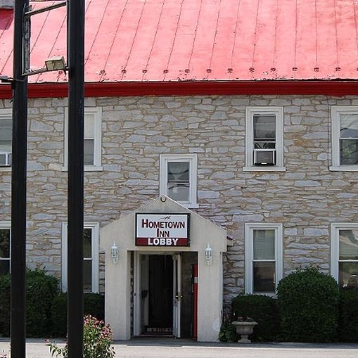 Hometown Inn Staunton Exterior