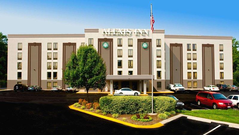 MH AlexisInn SuitesOpryland Nashville TN Property Exterior
