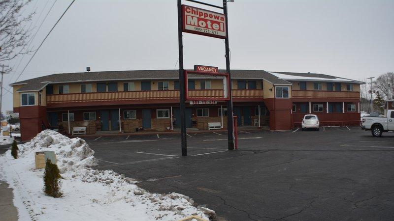 Chippewa Motel Mt Pleasant MI Property Exterior